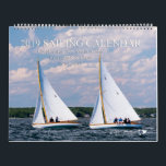 "2019 Sailing Calendar by Cory Silken<br><div class=""desc"">This calendar features 12 magnificent photographs by world renowned superyacht photographer, Cory Silken. Witness the incredible, timeless beauty of the Herreshoff S Class sailing in spectacular locations across the world, from Newport, Rhode Island to the Caribbean. This calendar is the companion to the coffee table book, &quot;Setting Sail in America&quot;,...</div>"