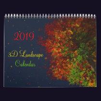 2019 SilverWebForge Calendar