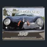 """2019 SpeedsterOwners.com Calendar<br><div class=""""desc"""">356 Speedster Calendar,  not affiliated with Porsche</div>"""