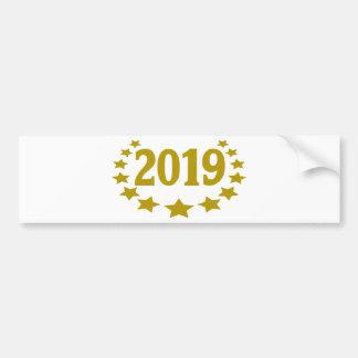 2019 stars-crown.png pegatina para auto
