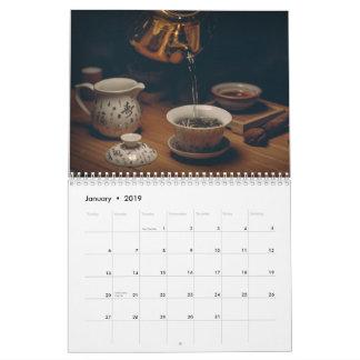 2019 Teatime Calendar