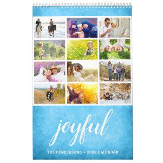 2019 Your Own Photo Calendar | Full Year Calendar