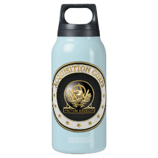 [201] Acquisition Corps (AAC) Regimental Insignia Insulated Water Bottle