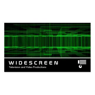 201 con pantalla grande - Laberinto del alambre Tarjeta De Negocio