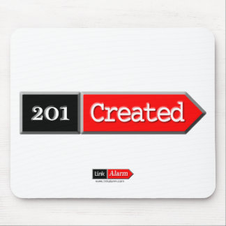 201 - Created Mouse Pad