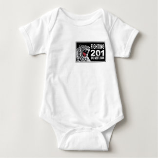 201SQ 2004 TAC AIR MEET BABY BODYSUIT