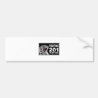 201SQ 2004 TAC AIR MEET BUMPER STICKER