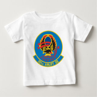 201st Airlift Squadron Baby T-Shirt