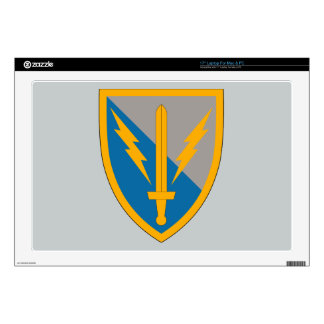"201st Battlefield Surveillance Brigade 17"" Laptop Decal"