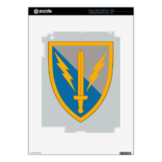 201st Battlefield Surveillance Brigade Decal For The iPad 2