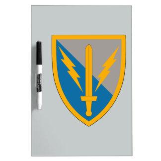 201st Battlefield Surveillance Brigade Dry-Erase Board