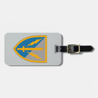201st Battlefield Surveillance Brigade Luggage Tag
