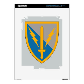 201st Battlefield Surveillance Brigade Skin For iPad 3
