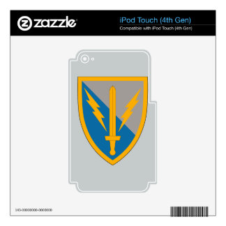 201st Battlefield Surveillance Brigade Skin For iPod Touch 4G