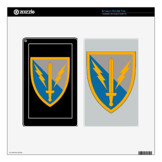 201st Battlefield Surveillance Brigade Skin For Kindle Fire