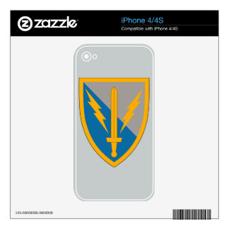 201st Battlefield Surveillance Brigade Skin For The iPhone 4S