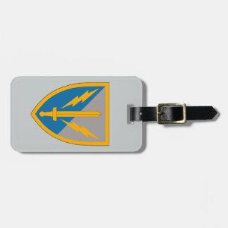 201st Battlefield Surveillance Brigade Tag For Luggage
