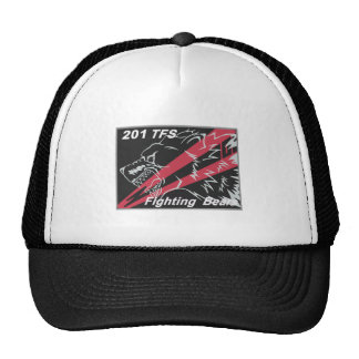 201st TFS 2009 Tac Meet Patch Trucker Hats