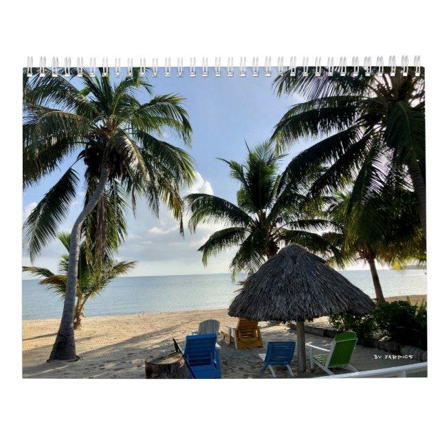 2020-2021 Beach Calendar