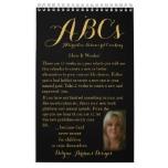 2020 ABC's Alternative Behavioral Coaching Calendar