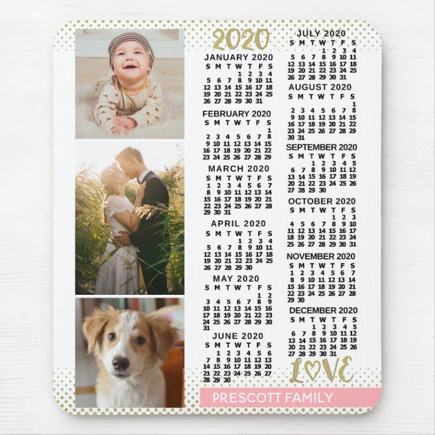 Pink Beagle Dog Looking Up Mouse Mat Pad /& Coaster