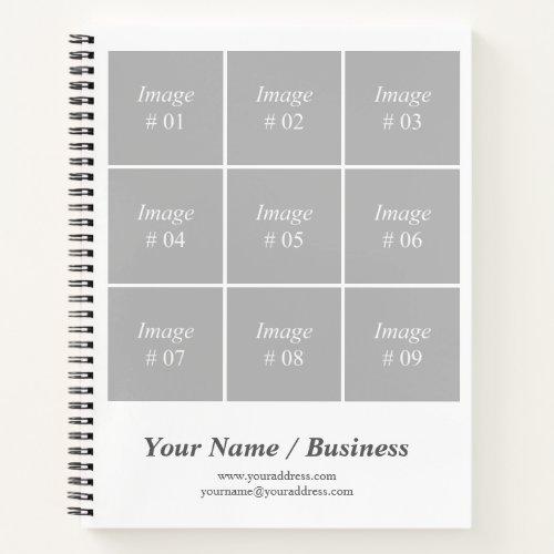 2020 calendar notebook