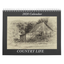 2020 Country Farms Calendar