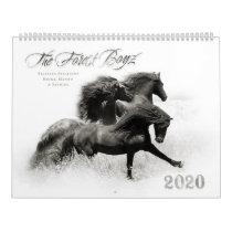 2020 Forest Boyz Calendar