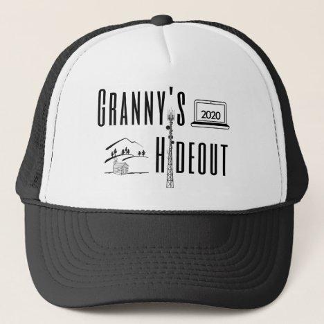 2020 Granny's Trucker Trucker Hat