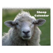 2020 Sheep Calendar