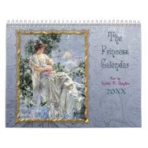 2020 The Princess Calendar