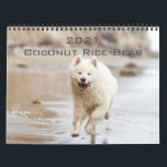 "2021 Coconut Rice Bear Calendar<br><div class=""desc"">The 2021 adventures of Coconut Rice Bear!