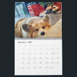 "2021 Hudson the Fluffy Corgi Calendar<br><div class=""desc"">Hudson the Fluffy Corgi is spreading fluffy joy in this 2021 Calendar. Hang it up and enjoy Hudson year-round. Find the boops,  the snoots and smiles.</div>"