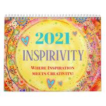 2021 Inspirivity Calendar
