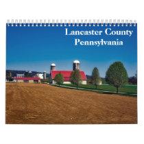 2021 Lancaster County, Pennsylvania Calendar