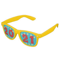2021 New Years Eve Party Cool Shades Sunglasses