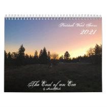 2021 The End of an Era ~ Paddock Wood Farm Calendar
