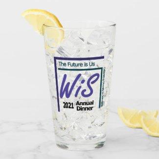 2021 Women in Standards Annual Dinner Glass