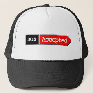 202 - Accepted Trucker Hat