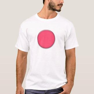 202__neon-pink-brad PINK CIRCLE POLKADOT TEMPLATE T-Shirt