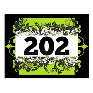 202 POSTCARD