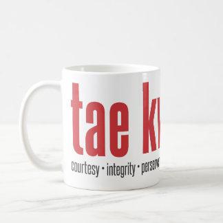 202 Tae Kwon Do Tenet Mug