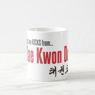 203 Tae Kwon Do Mug