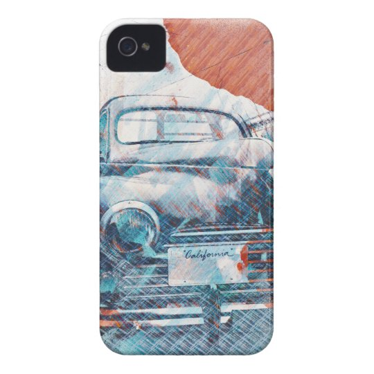 203Wheels aka Z Peugeot Californian car Case-Mate iPhone 4 Case