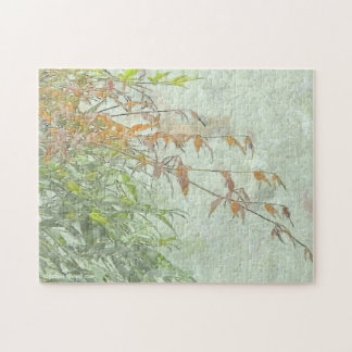 204 THIN BRANCHES AND DELICATE LEAVES JIGSAW PUZZLE