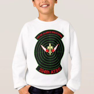 204th Air Traffic Services  Group Sweatshirt
