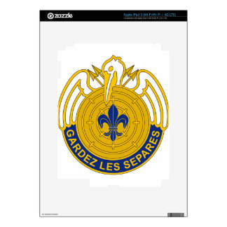 204th Aviation Group Decal For iPad 3