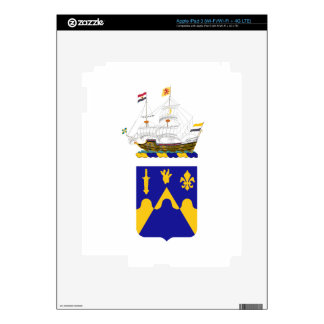 205 Armor Regiment Decal For iPad 3
