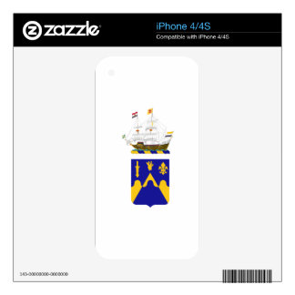 205 Armor Regiment Decal For iPhone 4S