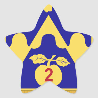 205o Armadura Pegatina En Forma De Estrella